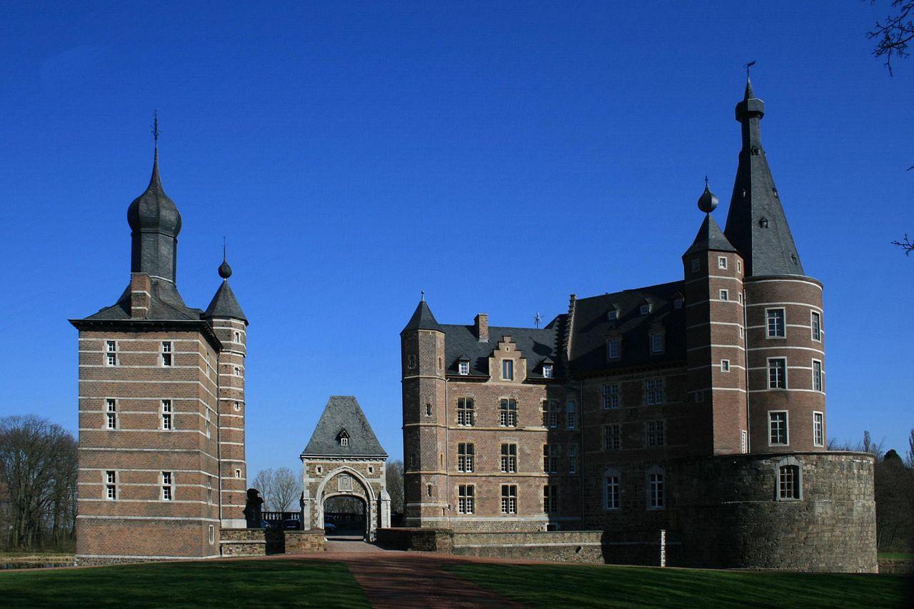 Bild Schloss Merode