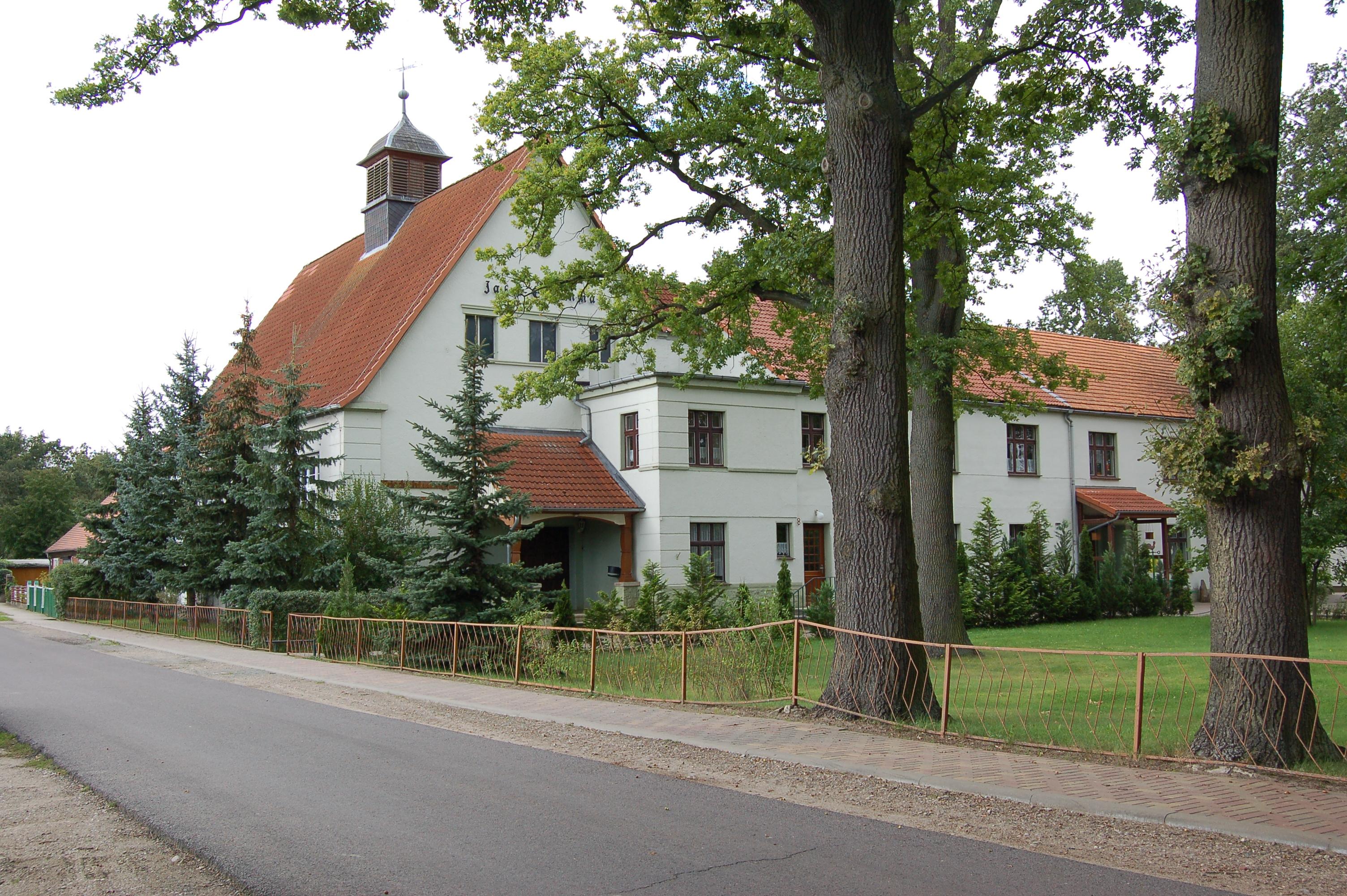 Bild Grundschule Friedrich Ludwig Jahn Lanz