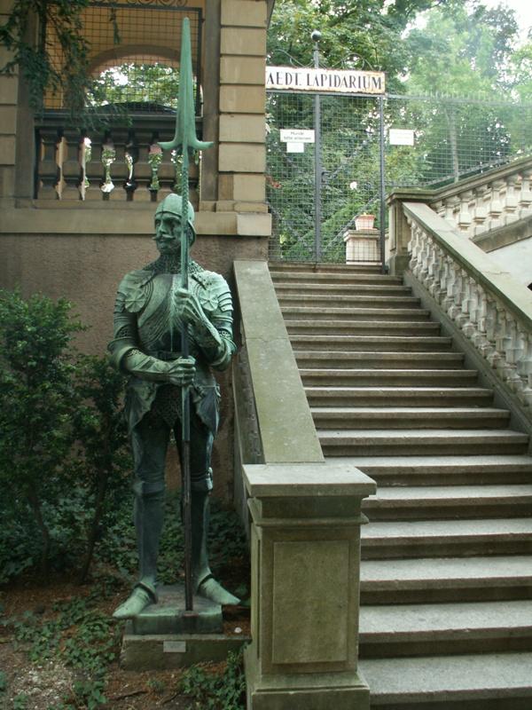 Bild Städtisches Lapidarium Stuttgart
