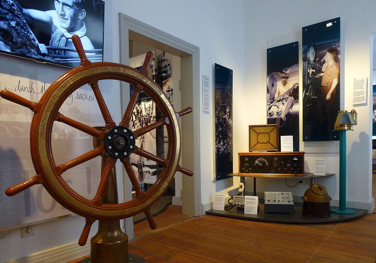 Bild Elbschifffahrtmuseum Lauenburg