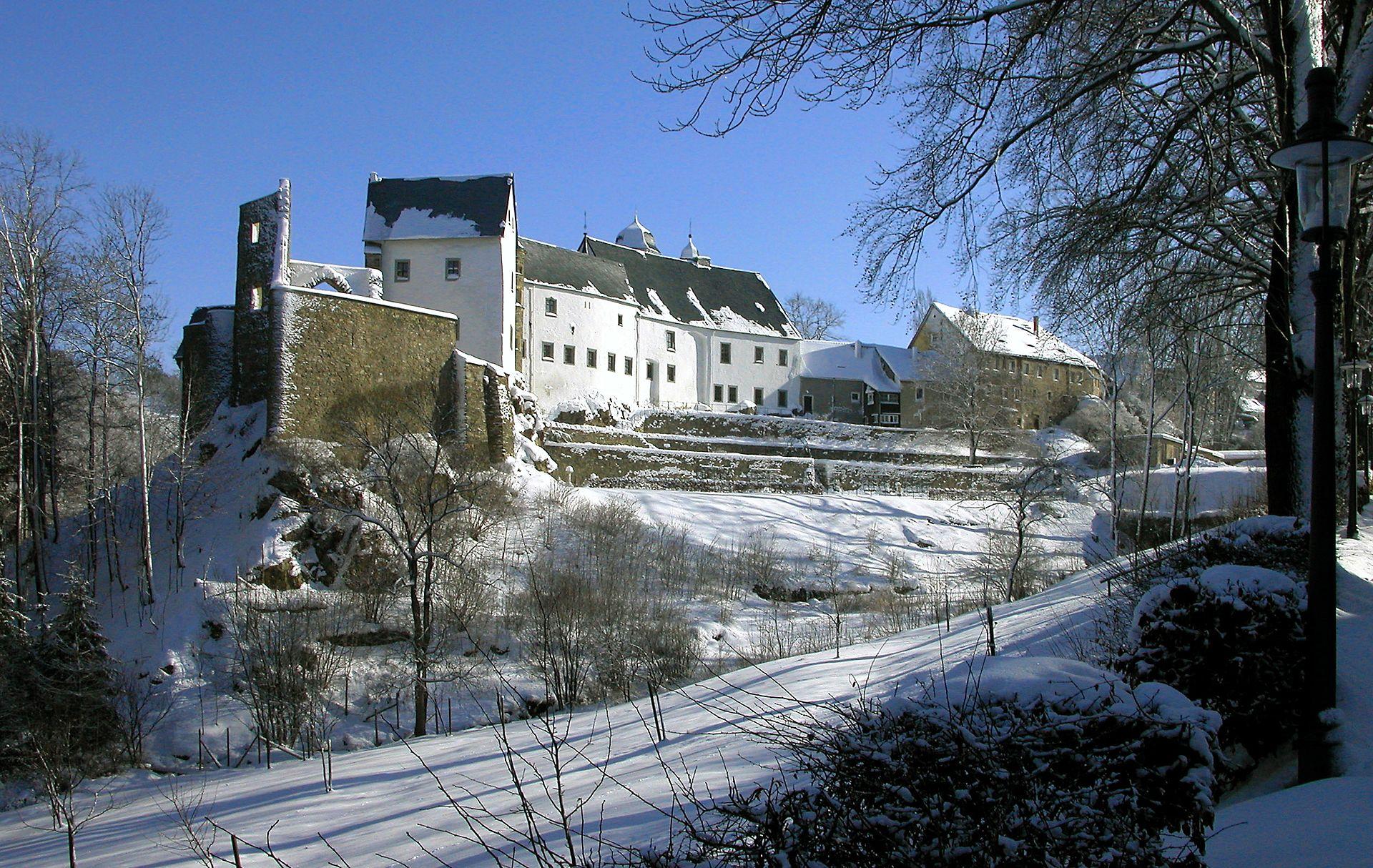 Bild Schloss Lauenstein