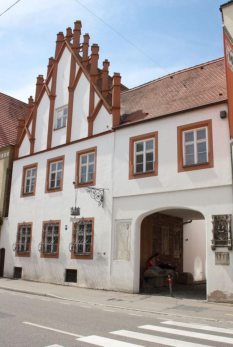 Bild Lauinger Heimathaus