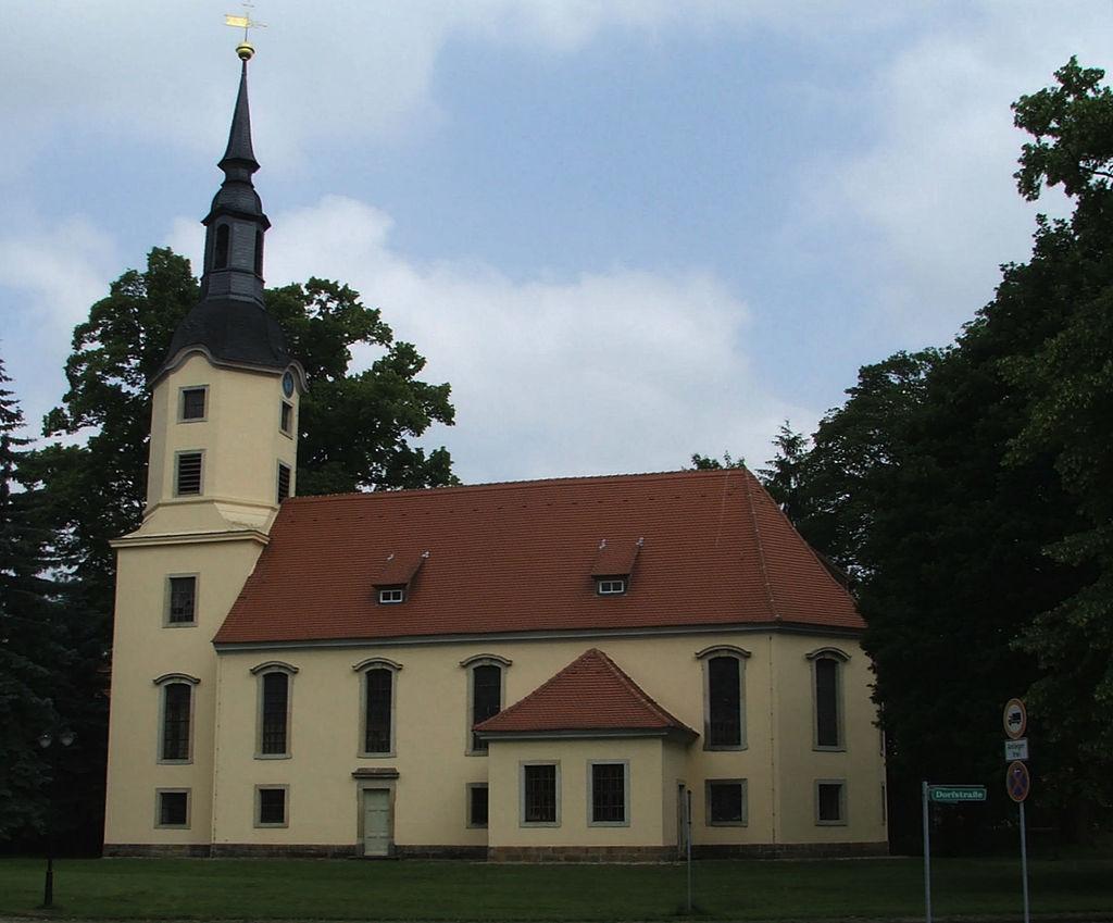 Bild Kirche Lebusa