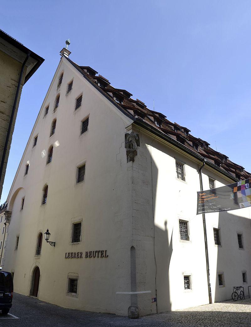 Bild Städtische Galerie im Leeren Beutel Regensburg