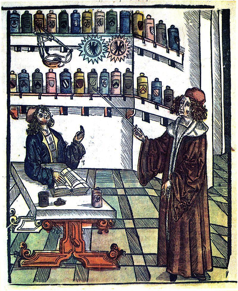 Bild Medizin und Apothekenmuseum Rhede