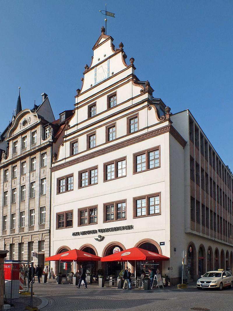 Bild Alte Waage Leipzig