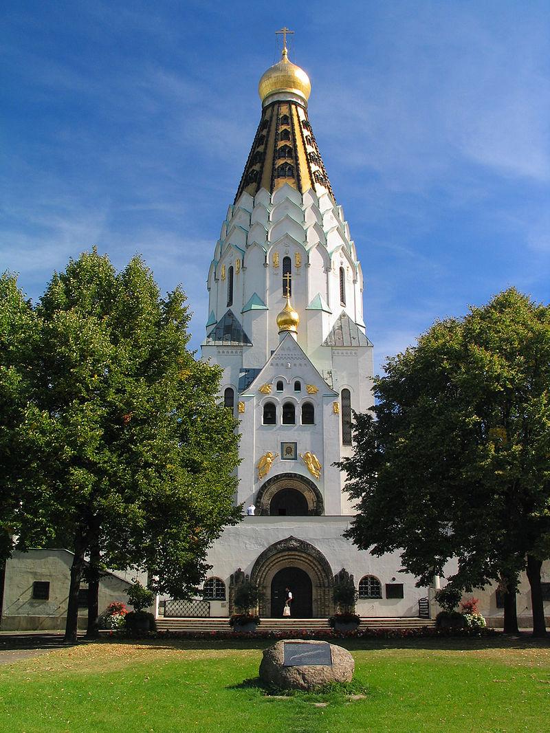 Bild Russische Orthodoxe Gedächtniskirche Leipzig
