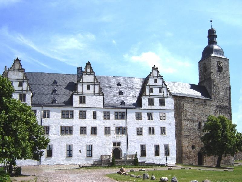 Bild Schloss Leitzkau