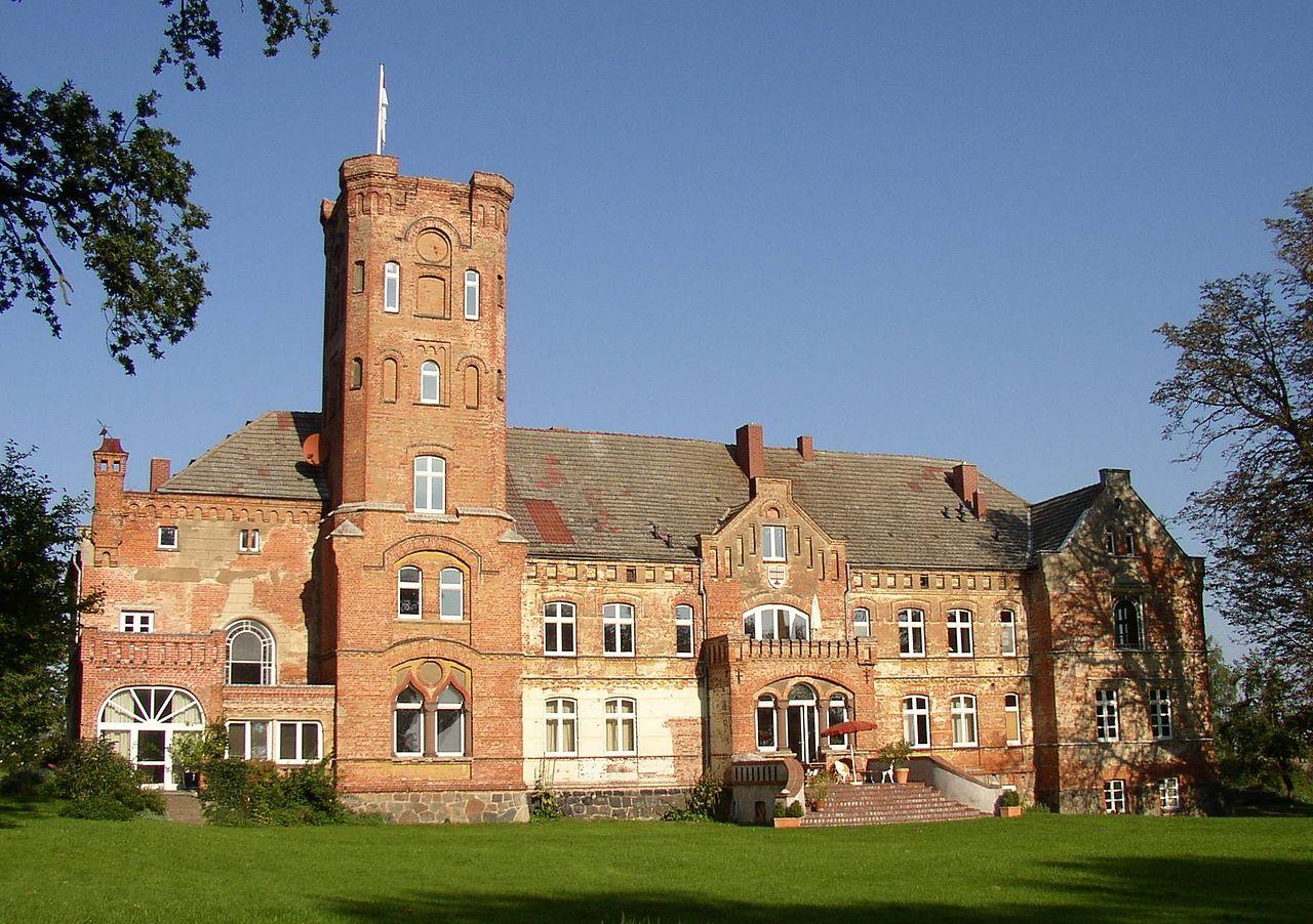 Bild Schloss Lelkendorf
