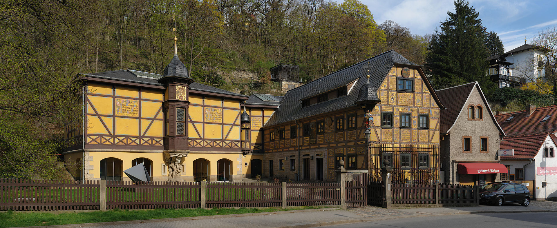 Bild Leonhardi Museum Dresden