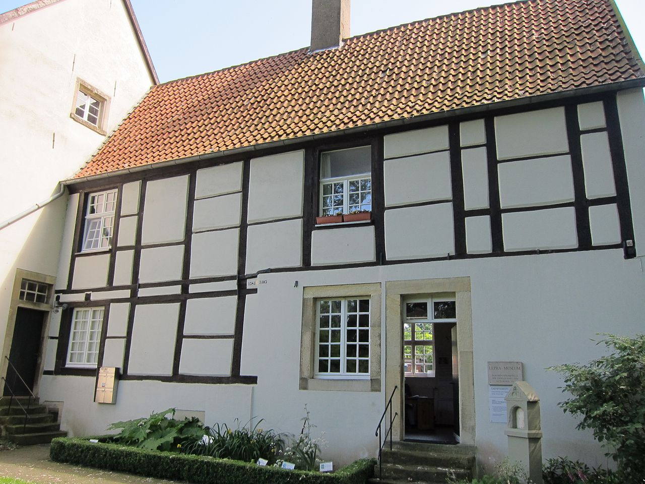 Bild Lepramuseum Münster