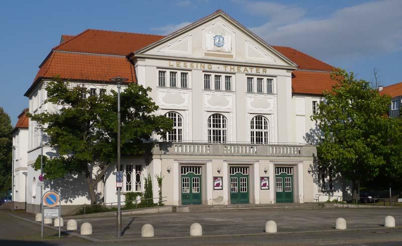 Bild Lessing Theater Wolfenbüttel