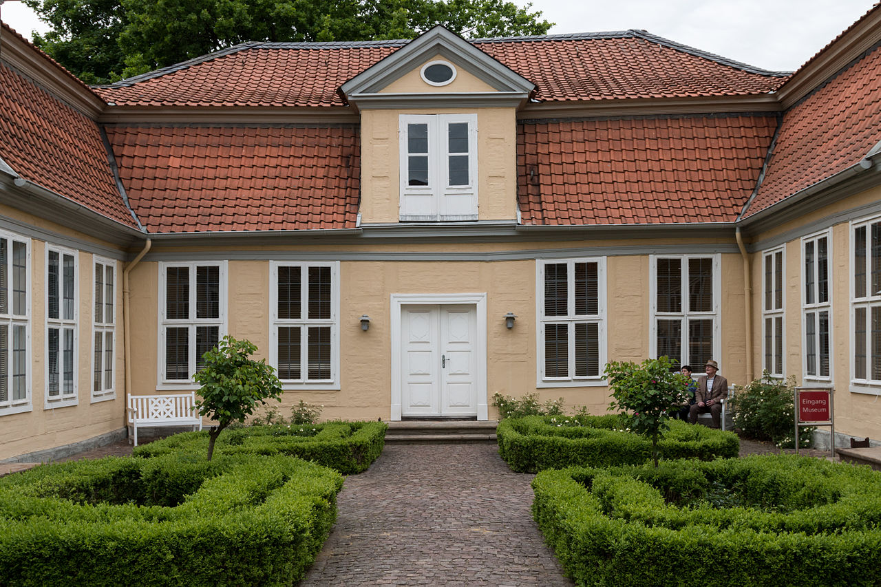 Bild Lessinghaus Wolfenbüttel