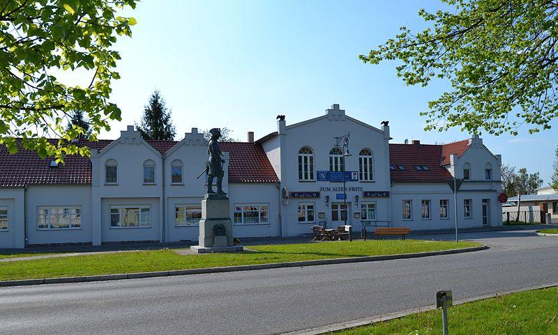 Bild Gasthaus Zum Alten Fritz Letschin