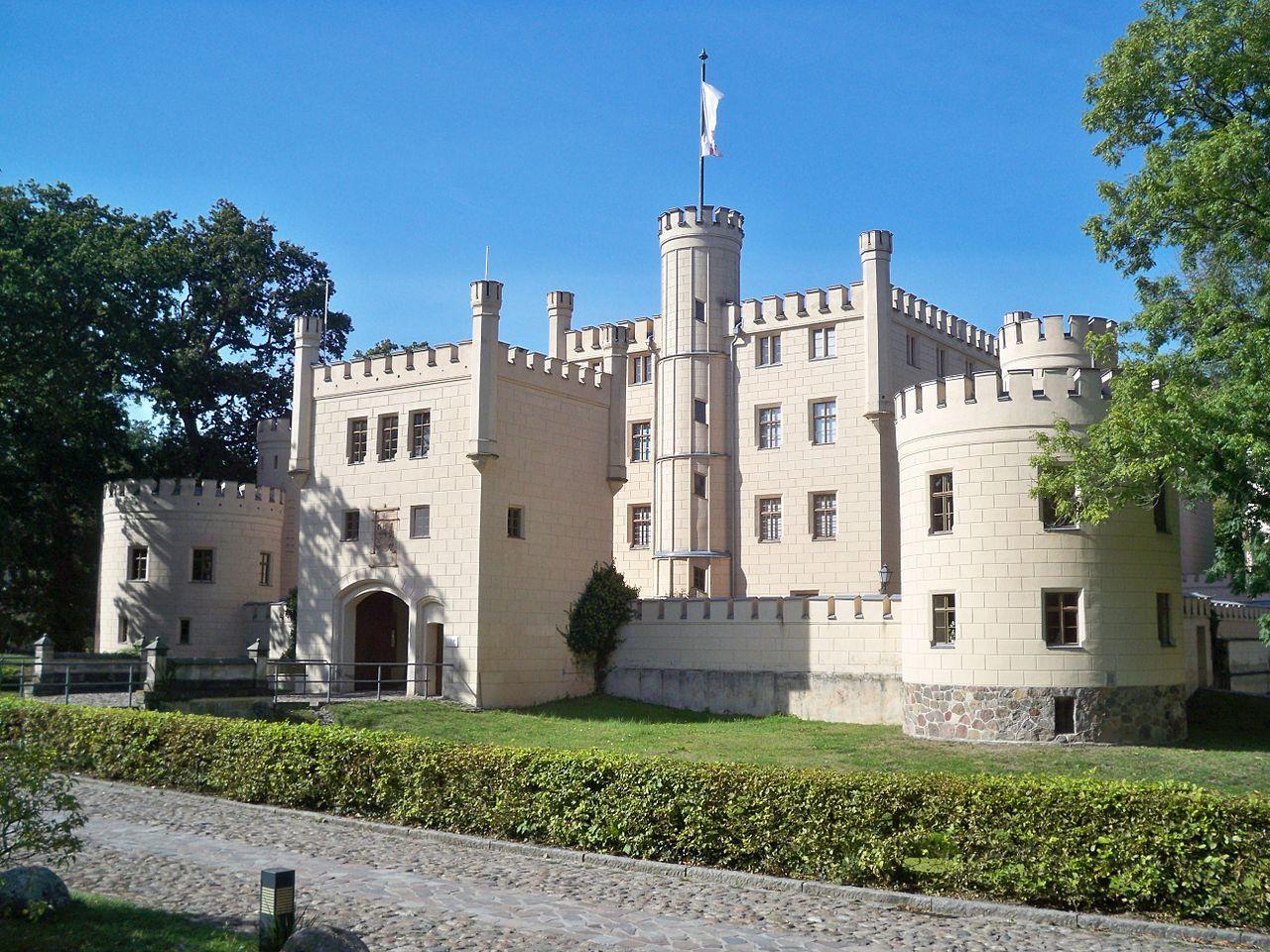 Bild Jagdschloss Letzlingen
