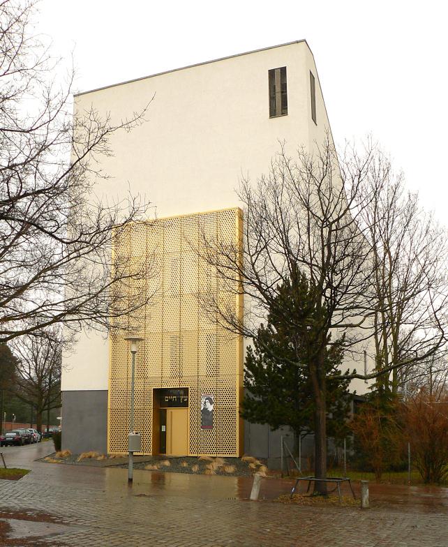 Bild Synagoge Hannover Leinhausen