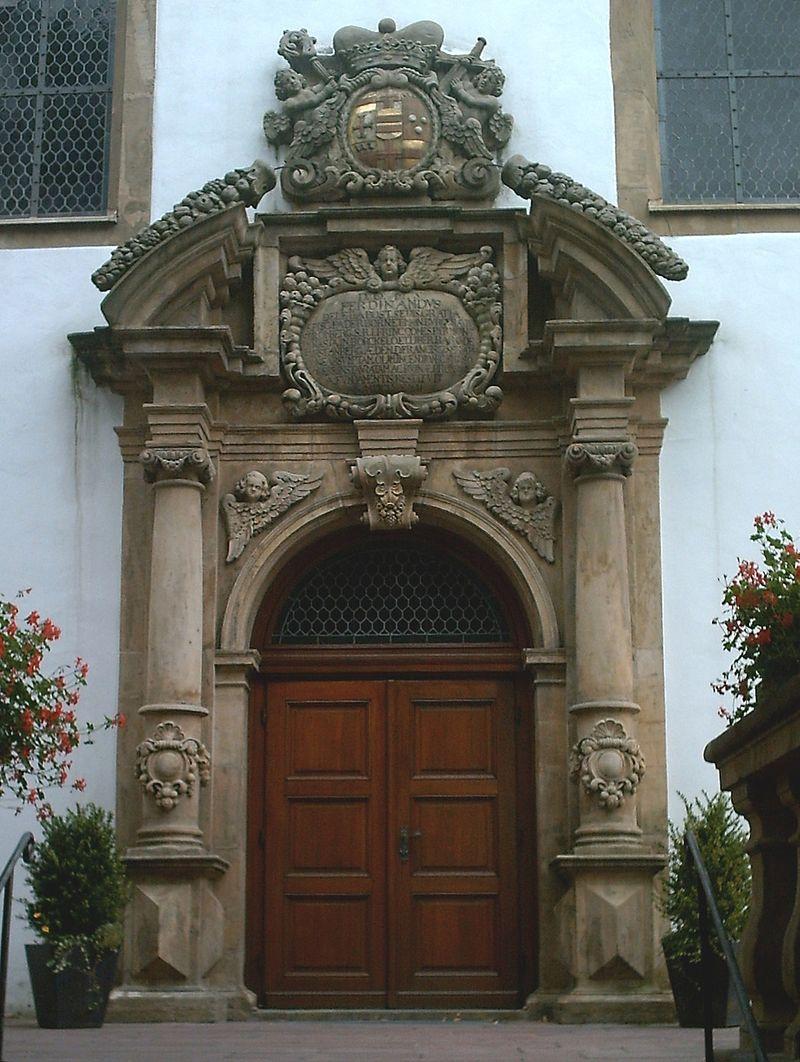 Bild Kapuzinerkirche Paderborn
