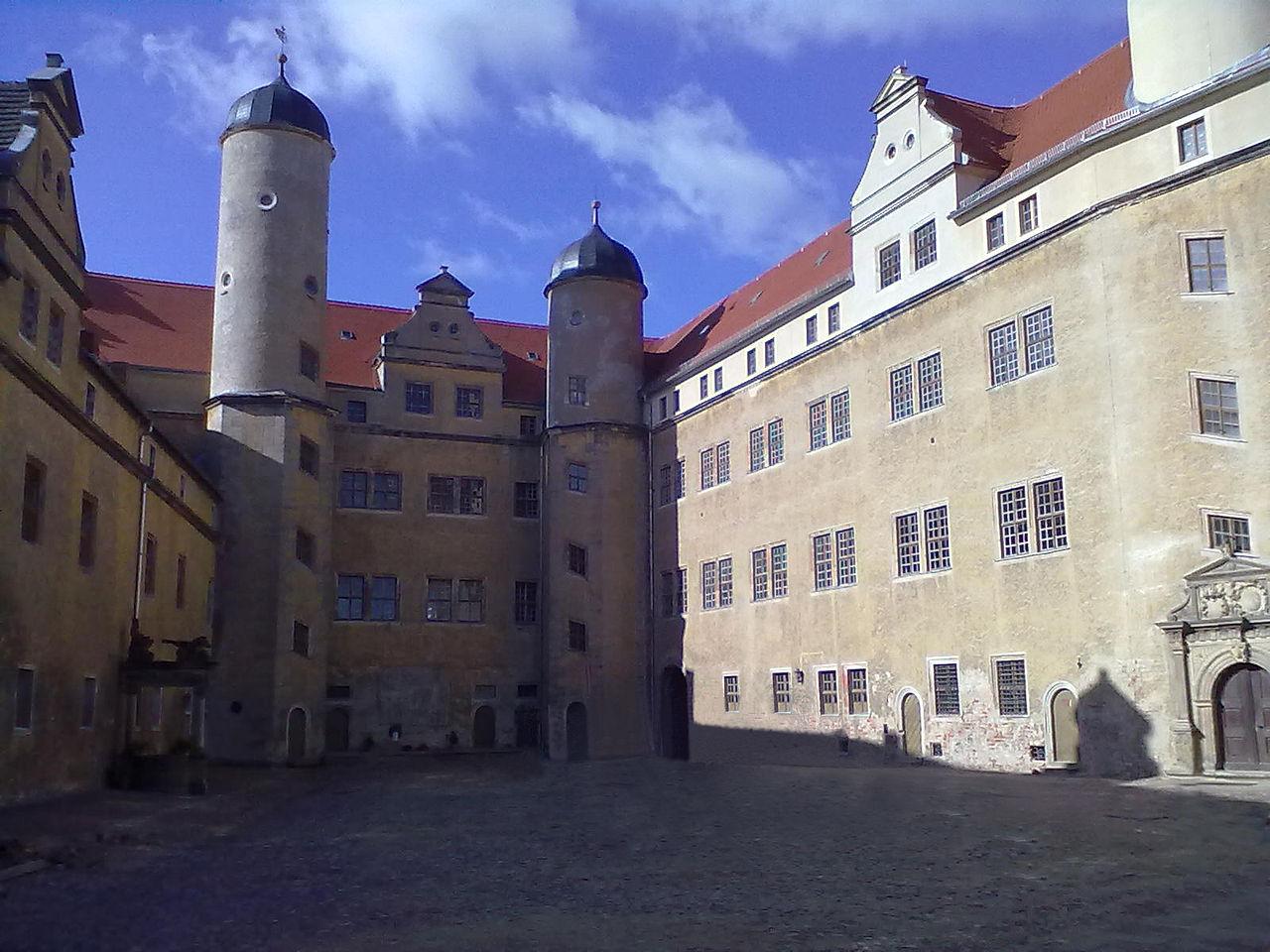 Bild Schloss Lichtenburg Prettin
