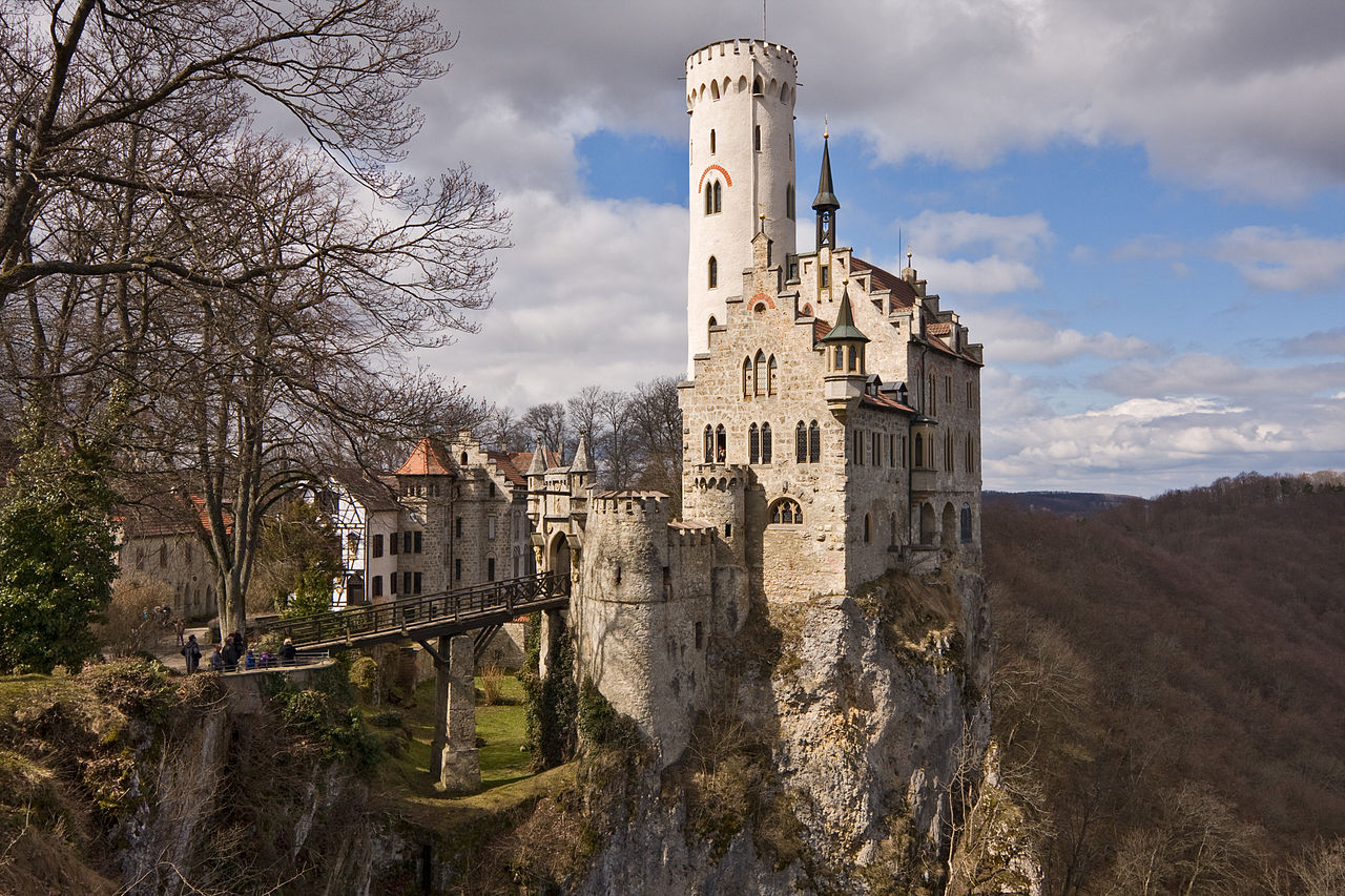 Bild Schloss Lichtenstein