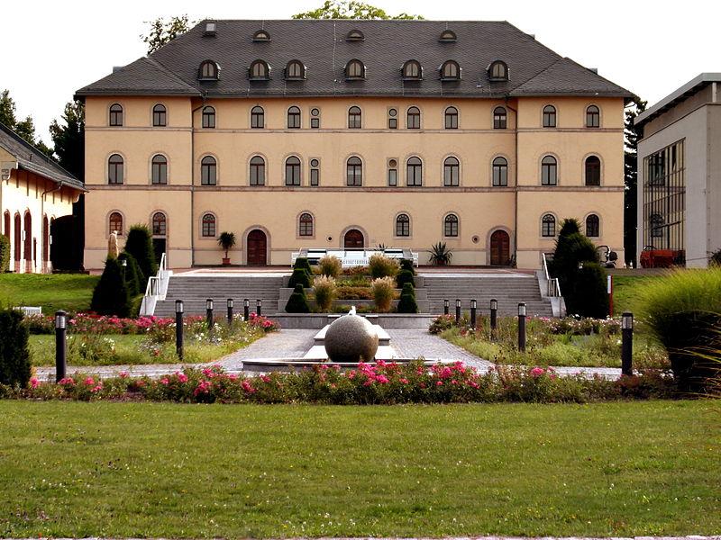 Bild Schlosspalais Lichtenstein