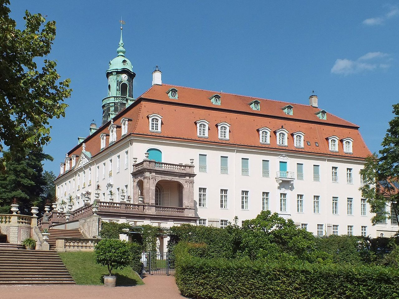 Bild Schloss Lichtenwalde