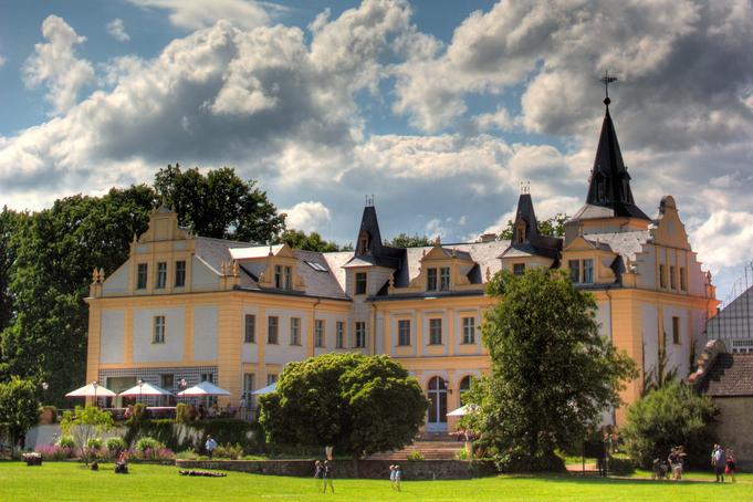 Bild Schloss & Kapelle Liebenberg