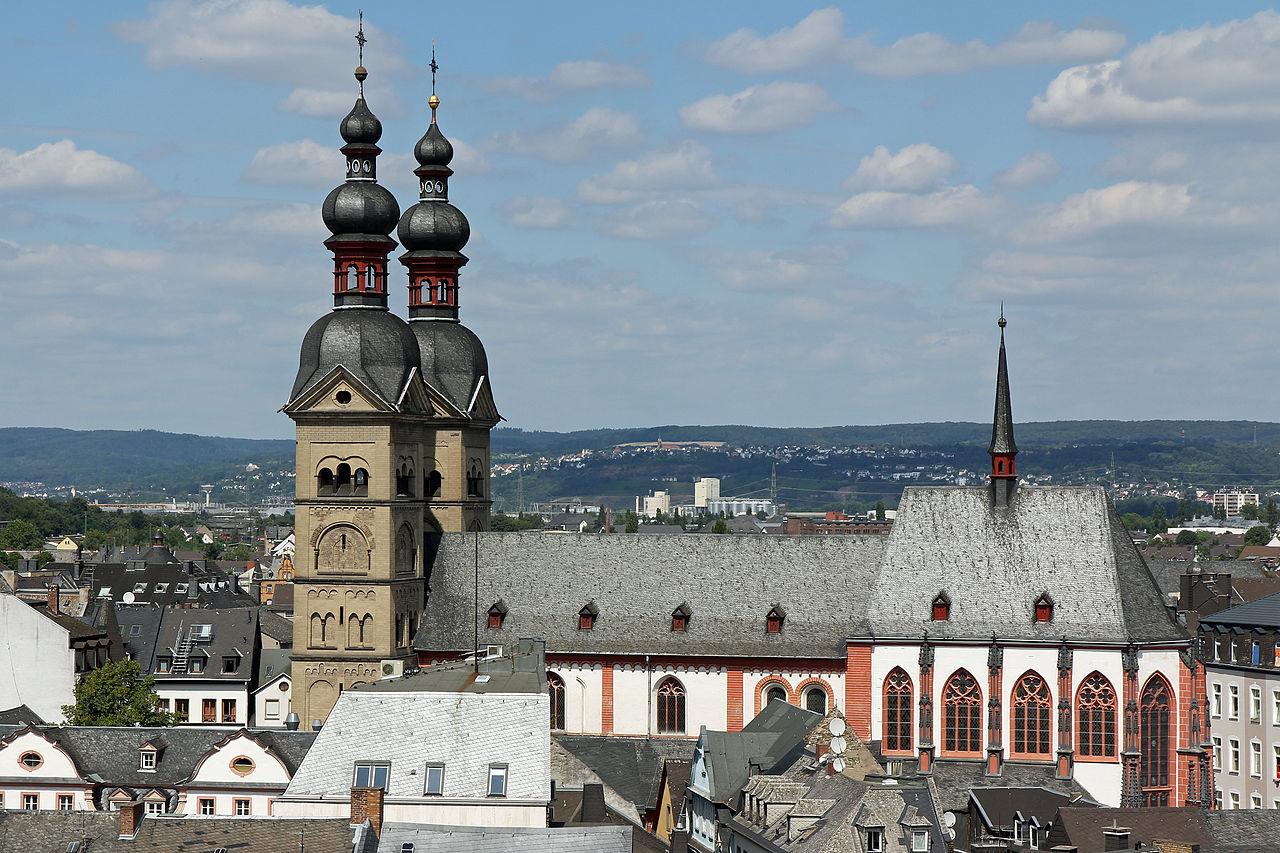 Bild Liebfrauenkirche Koblenz