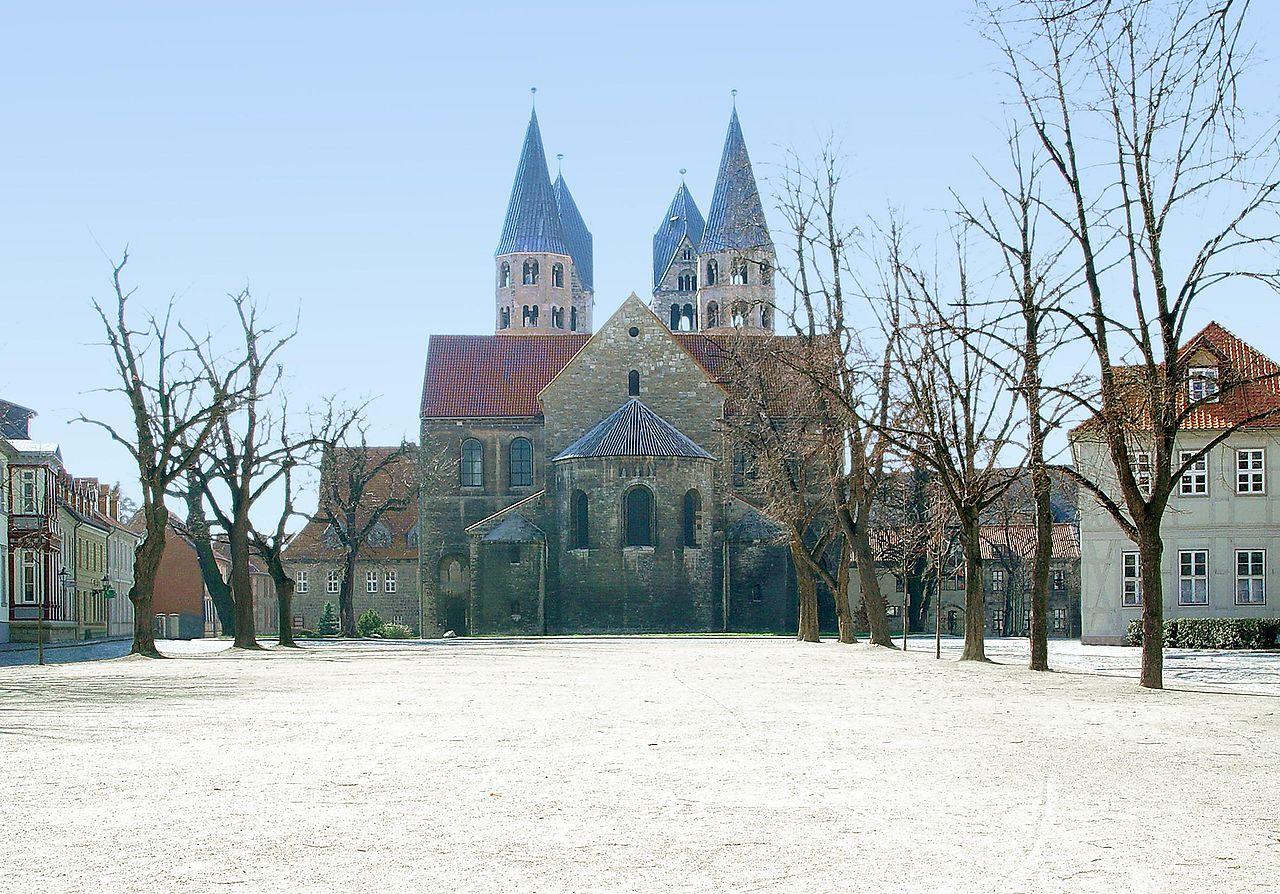 Bild Liebfrauenkirche zu Halberstadt