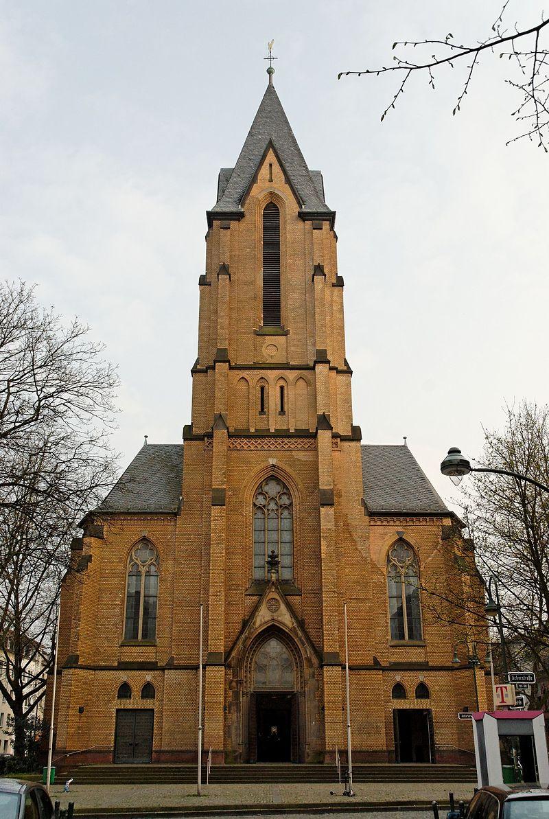 Bild Kirche St. Mariä Himmelfahrt Düsseldorf