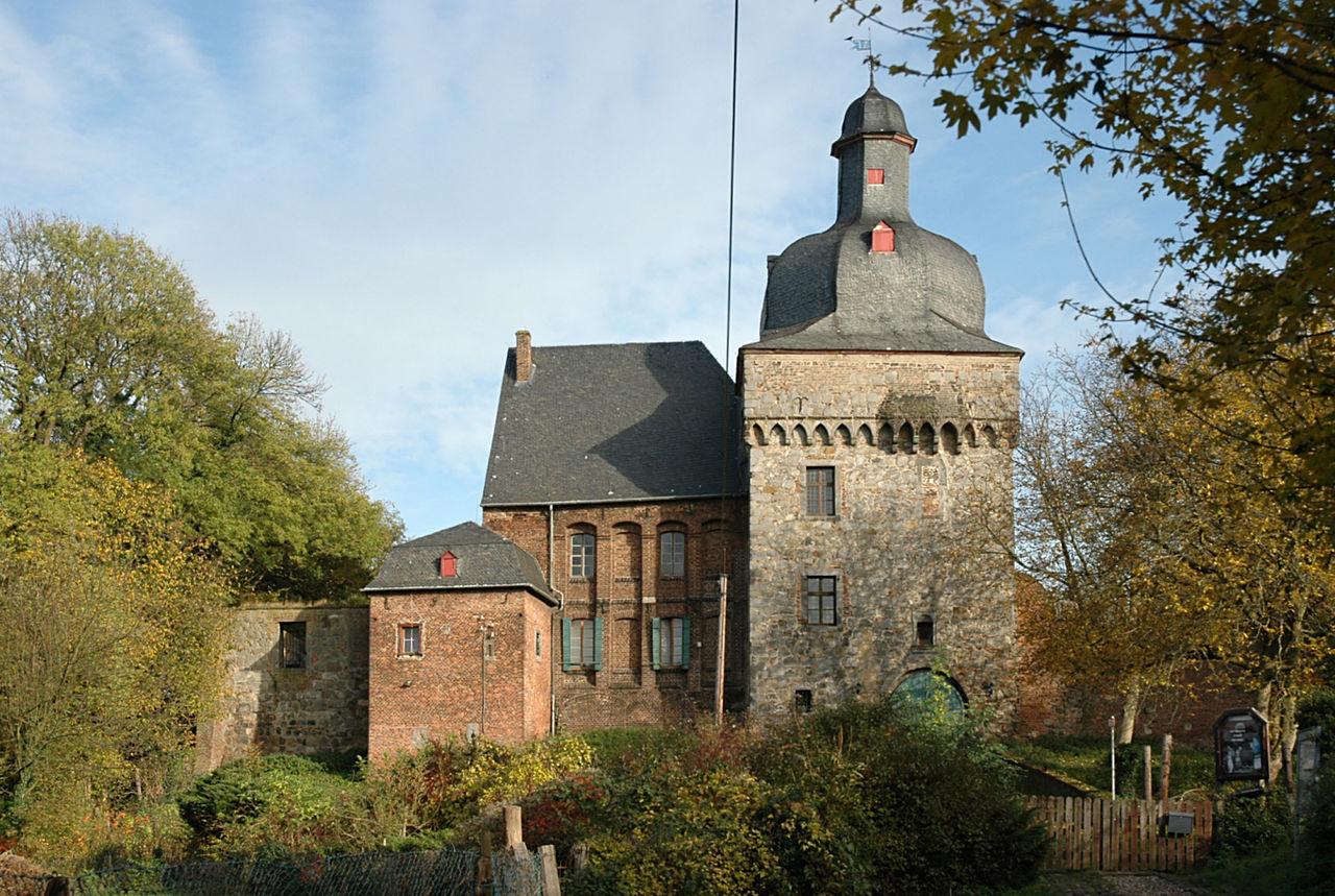 Bild Schloss Liedberg Korschenbroich