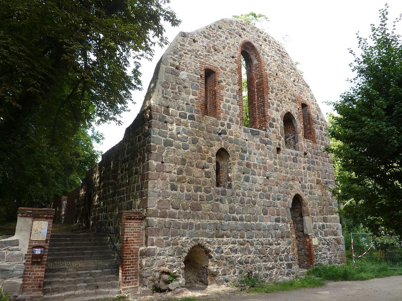Bild Kloster Lindow