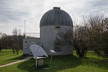 Bild Johannes Kepler Sternwarte Linz