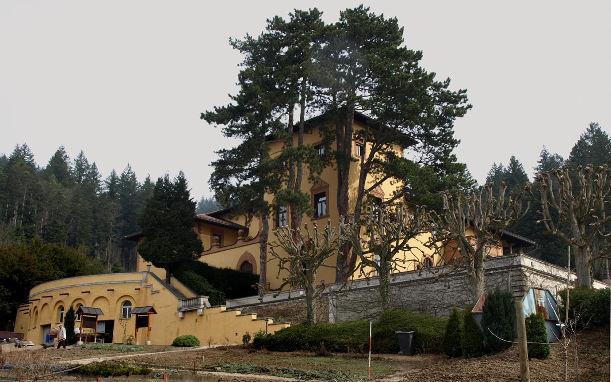 Bild Benediktinerinnen Kloster St. Lioba Freiburg
