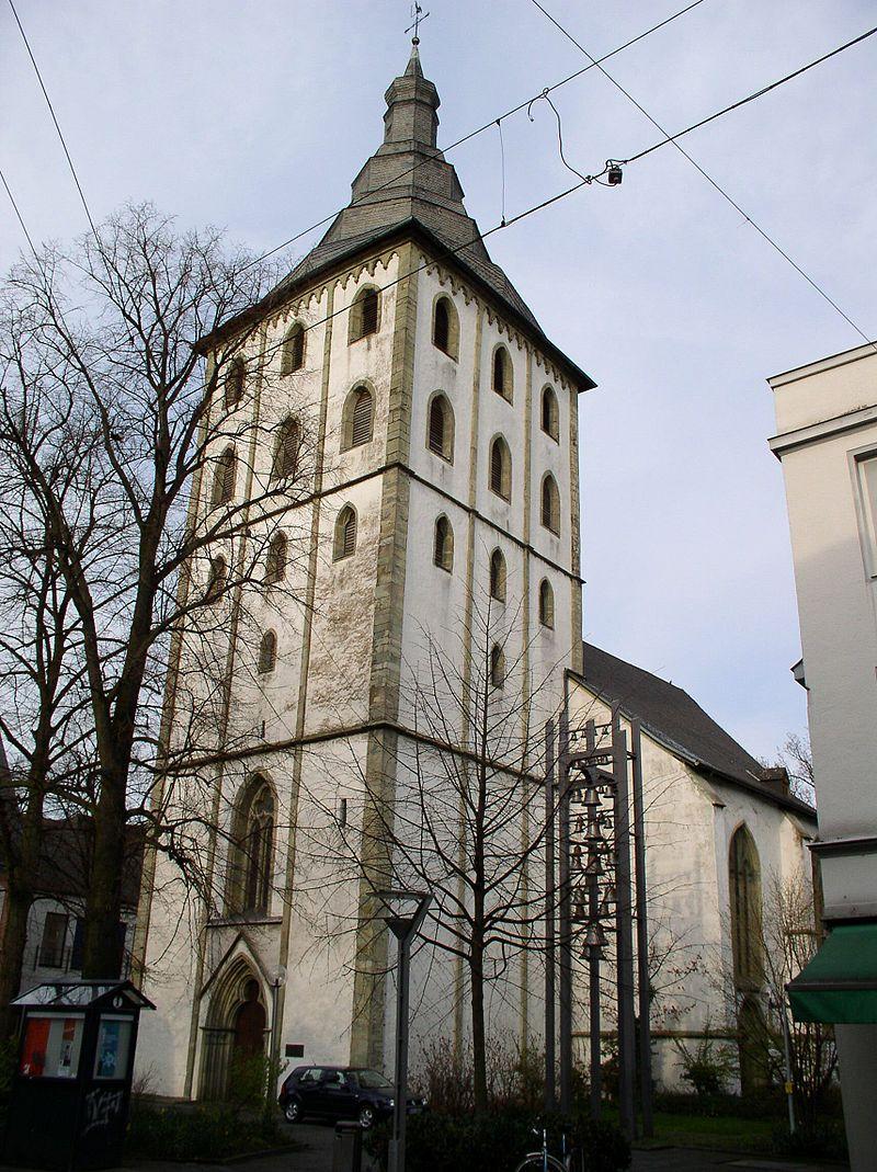 Bild Jakobi Kirche Lippstadt