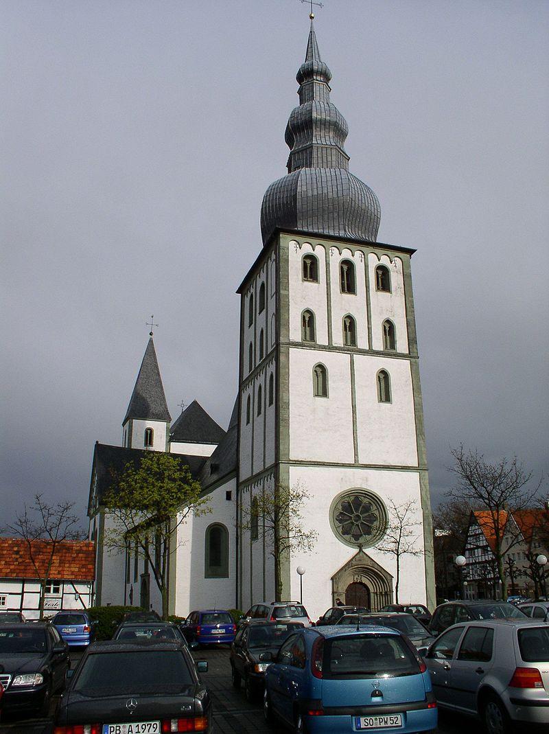 Bild Große Marienkirche Lippstadt