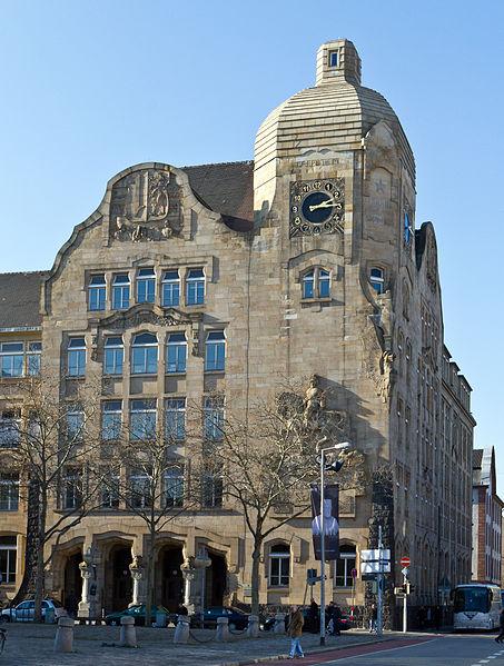 Bild Friedrich List Schule Mannheim
