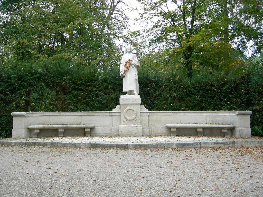 Bild Franz Liszt Denkmal Weimar