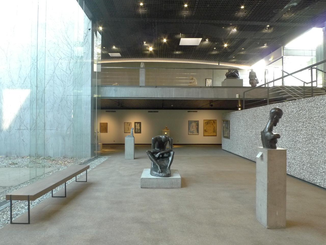 Bild Wilhelm Lehmbruck Museum Duisburg