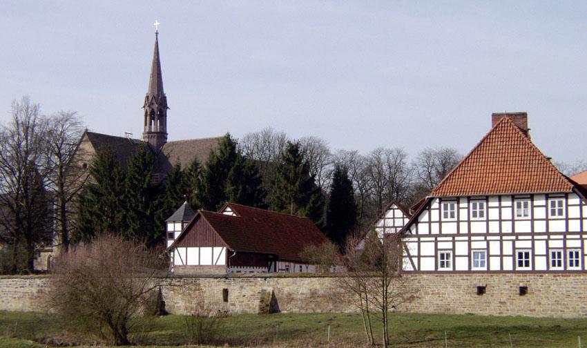 Bild Evangelisches Kloster Loccum