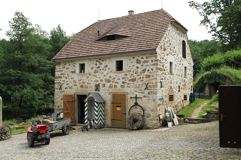 Bild Gemauerte Mühle Löbau