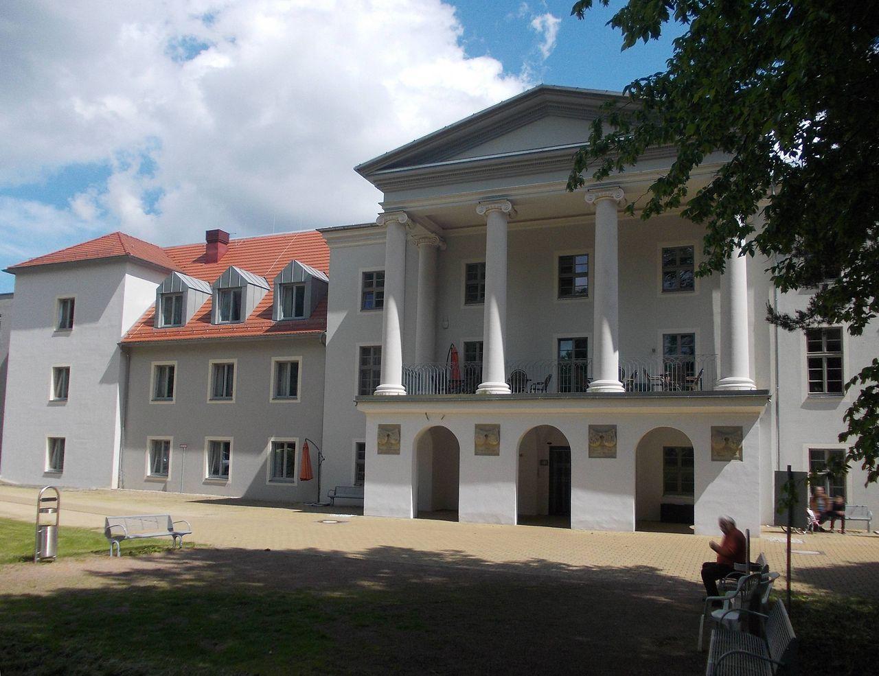 Bild Musenhof Schloss Löbichau