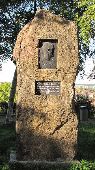 Bild Hermann Löns Denkmal Wernigerode