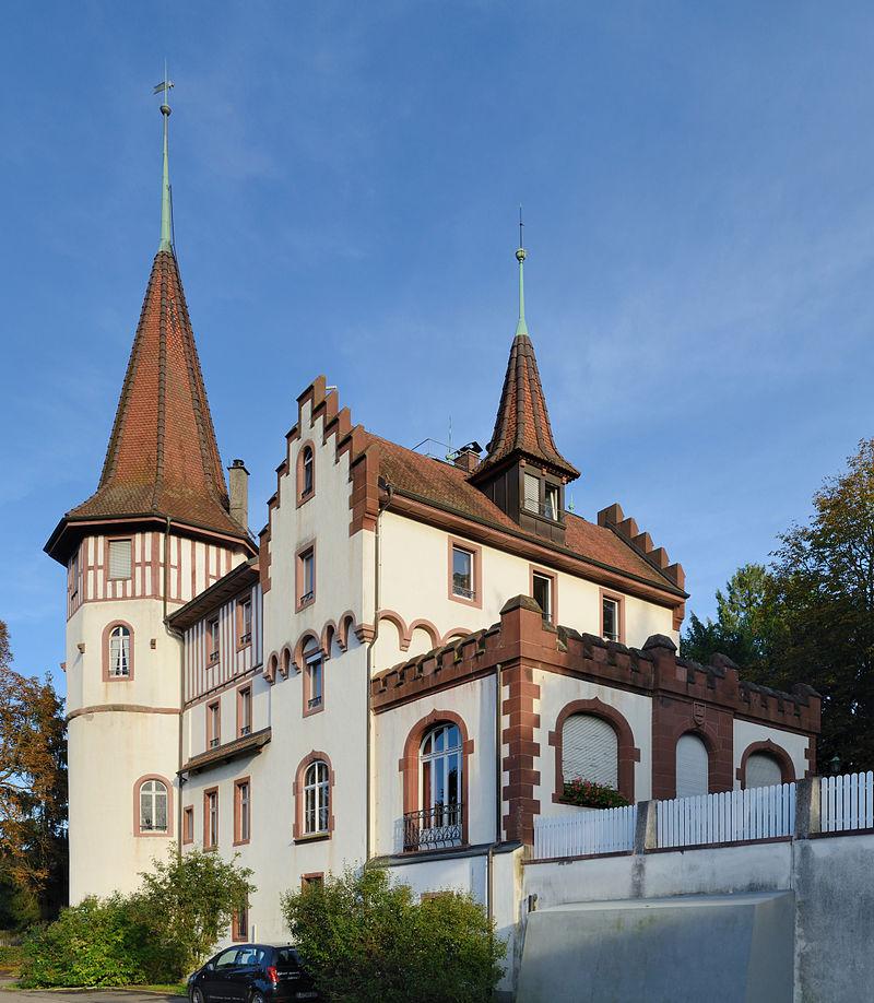 Bild Brombacher Schloss
