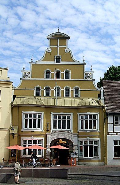 Bild Alte Löwenapotheke Wismar