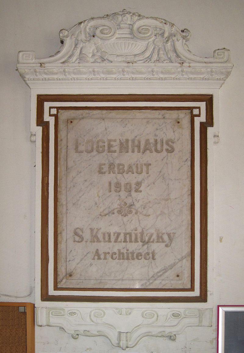 Bild Synagogoe Joachimstaler Straße Berlin