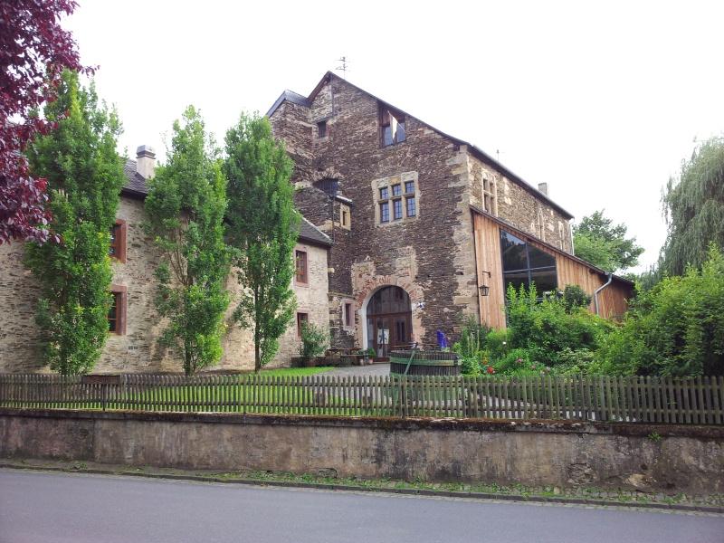 Bild Alte Burg Longuich