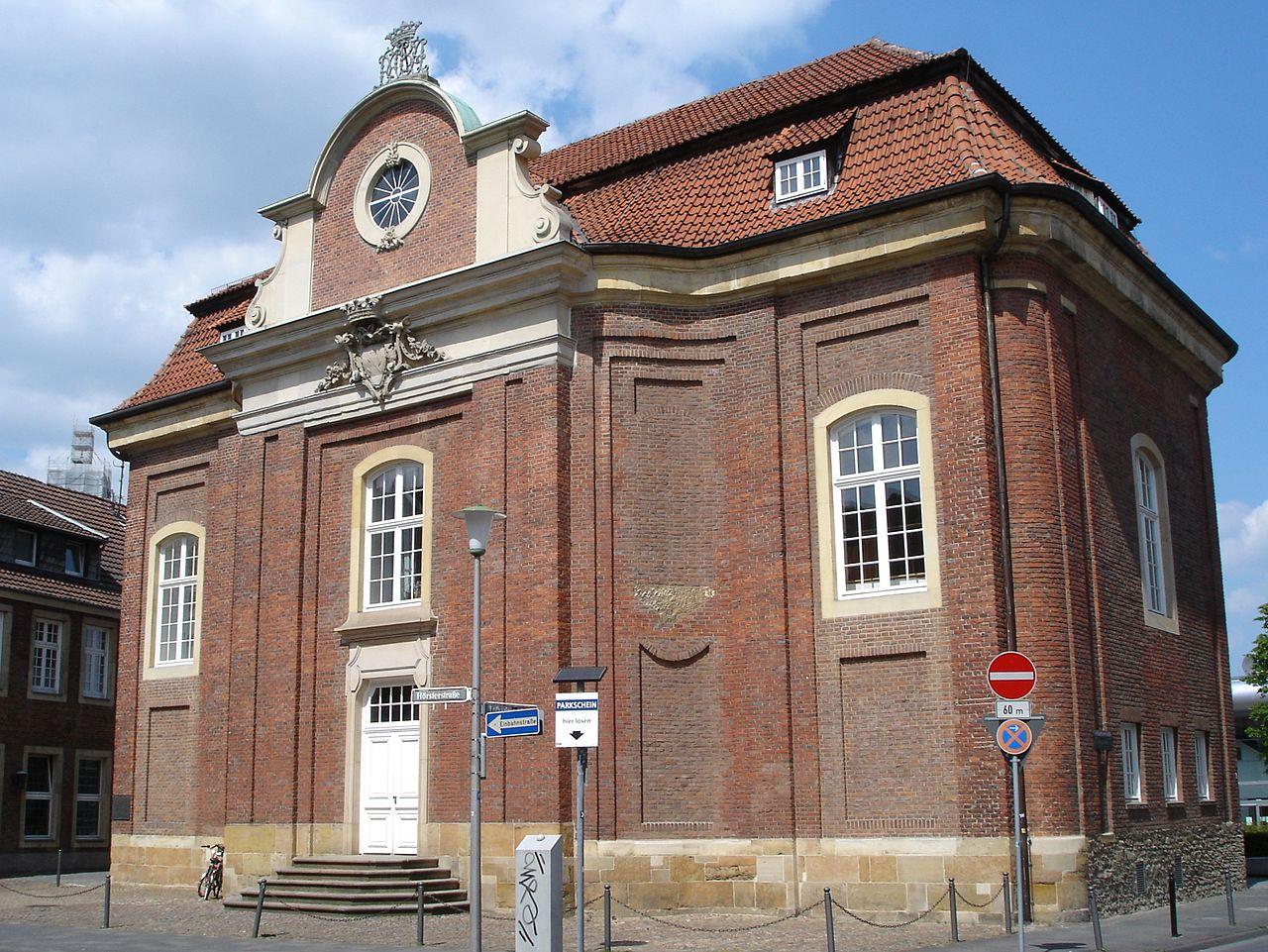 Bild Lotharinger Chorfrauenkirche Münster