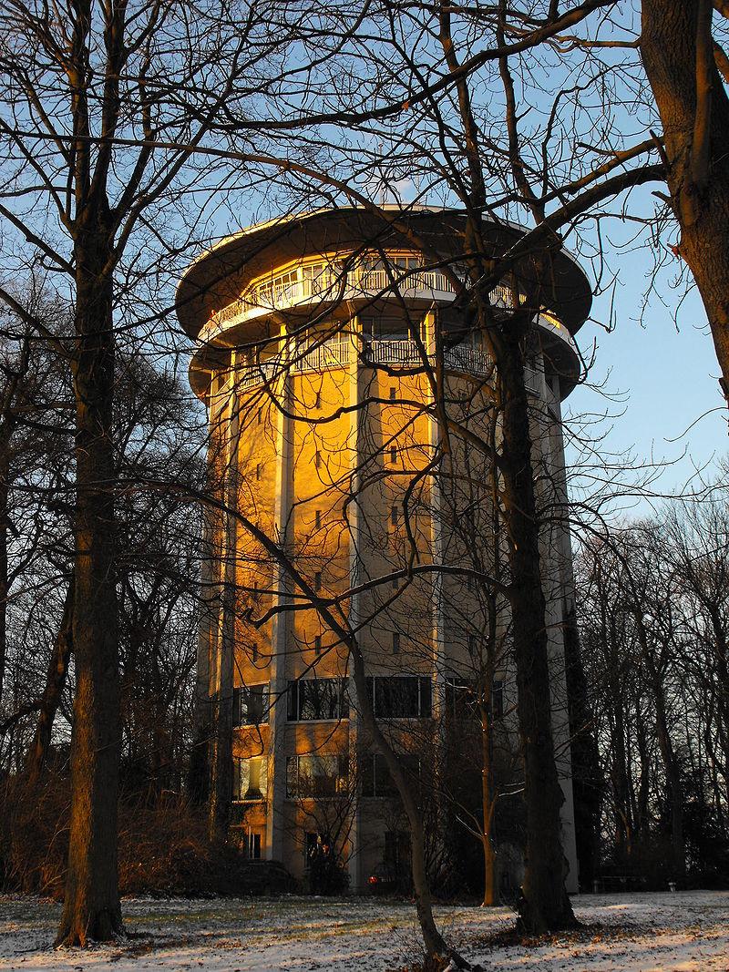 Bild Drehturm Aachen