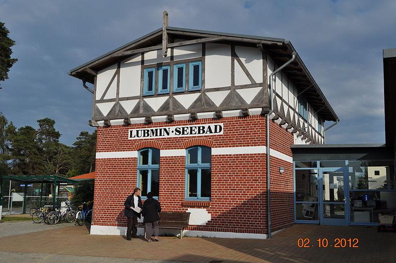 Bild Denkmalzug Lubmin