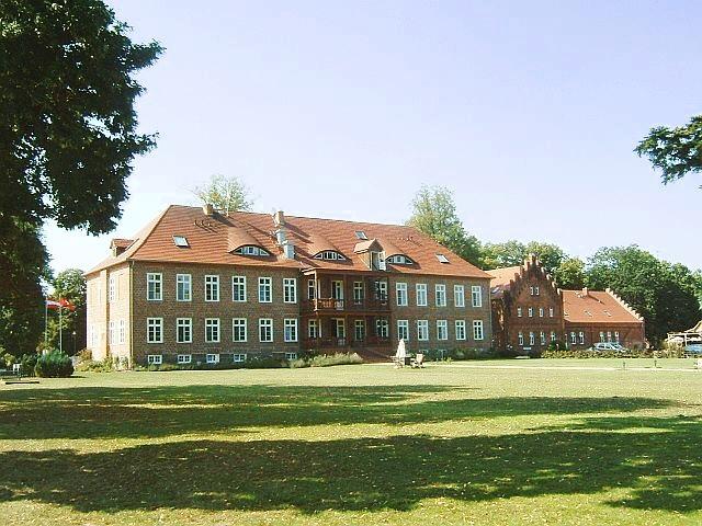 Bild Gutshaus Ludorf